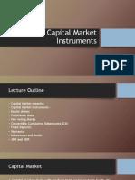 3.1 Capital Market Instruments
