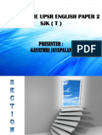 UPSR P2 SJKt SECT. C