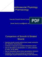 vascular smth mscl contractility