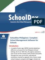 SchoolDex Philippines- Complete School Management Software for Schools