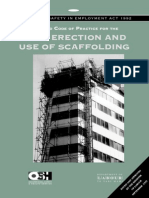 Scaffolding Load Design