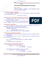 Structural Analysis II 2marks