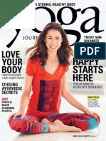 Yoga Journal Us 2014-07-08 Jul Aug