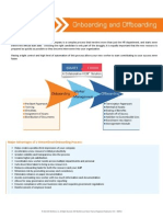 DCR Solutions for Streamlining Onboarding and Offboarding Process