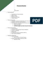 Financial System Script