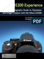 Nikon d5200 Experience