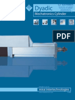 Dyadic Mechatronics Cylinder Catalog