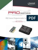 Electrocraft PRO A04V36 Datasheet
