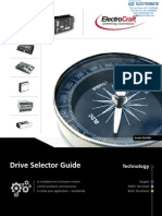 Electrocraft Drive Selection Guide Catalog