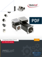 Electrocraft Integrated Motor Drives Brochure