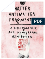 MATTER, ANTIMATTER and FRAGMENTS_ a bibliographic and iconographic exhibition.pdf