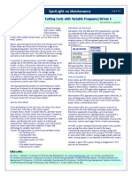 ROI From VFDs _OPFMA Newsletter