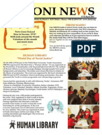 DRONI Newsletter March 2013