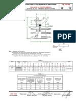 IEspecificação Técnica_Isolador de Pino