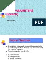 Tems Parameters