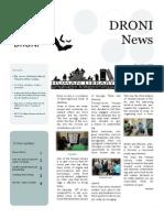 DRONI Newsletter November2013