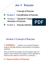 Chapter 3 Enzyme