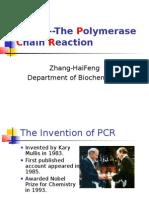 PCR using
