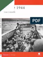 (Válečná Tažení) Den D 1944