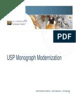 Module 6 Monograph Modernization