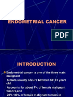 ENDOMETRIAL CANCER  L
