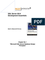 9781782172550_SQL_Server_2014_Development_Essentials_Sample_Chapter