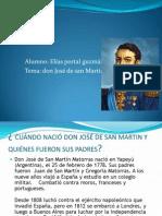 Don Jose de San Martin