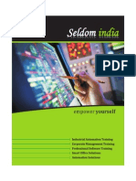 Seldom India Training Programs