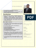 Trainer Profile - Kartavya Jain