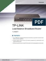 TL-R480T V5 Datasheet