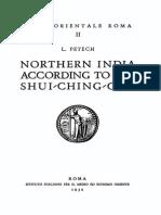 NORTHERN INDIA ACCORDING TO THE SHUI'CHING'CHU