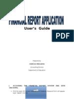 FRS User Guide