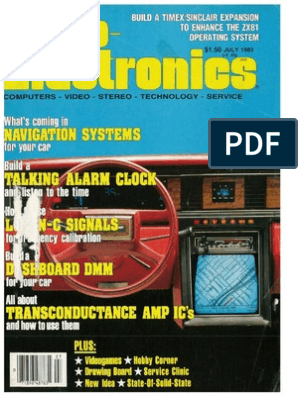 Re 1983 07 Electronics Technology Engineering