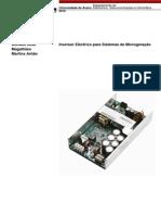 Inversor Eléctrico Para Sistemas de Microgeração