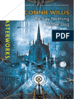 To Say Nothing of the Dog by Connie Willis Extract