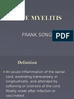 08 acute myelitis