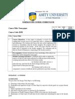 Term Paper UG