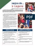 Consejos Manolo Laguna