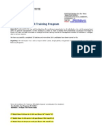 Core Hr Training Programme