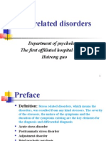 stress related disorders