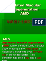 Age-related Macular Degeneration