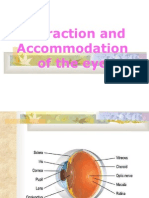 Refraction and Accommodation