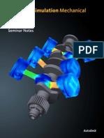 Autodesk Simulation 2012 Part-1