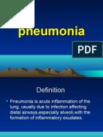 Pulmonary Infection