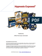 Street Hypnosis Exposed Manual