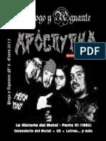 Pogo y Aguante 8 (English Version)