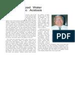 Dr Horst Filtzer Acidosis