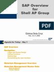 SAP Overview for Shell SA_FEb03