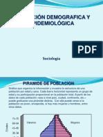 Transición demográfica y epidemiológica