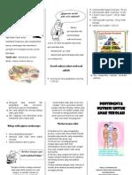 Leaflet Phbs Dan Gizi